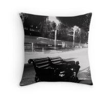 embankment london Throw Pillow