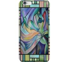 Art Nouveau Belly Dance iPhone Case/Skin
