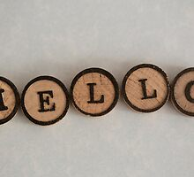 Hello by Hege Nolan