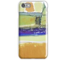 Walking in Asnieres with Vincent 3 iPhone Case/Skin