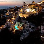 NIGHT IN GREECE by Scott  d&#x27;Almeida
