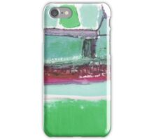 Walking in Asnieres with Vincent 2 iPhone Case/Skin