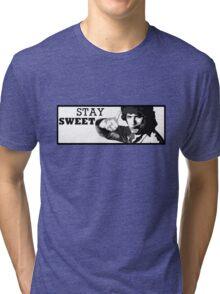 Stay Sweet Tri-blend T-Shirt