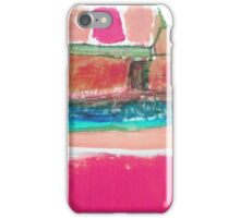 Walking in Asnieres with Vincent 1 iPhone Case/Skin