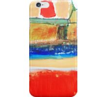 Walking in Asnieres with Vincent iPhone Case/Skin
