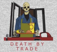 death by trade drive thru worker by karen sheltrown