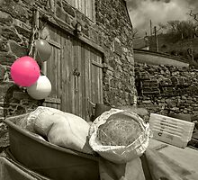 Pink Buoy  by Rob Hawkins