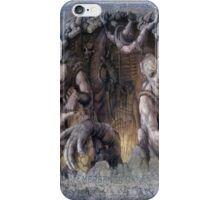 sneuvelnation - alien invasion from the ground iPhone Case/Skin