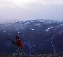 Hunting by Rune Monstad