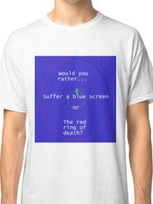 Death is eminent. Classic T-Shirt