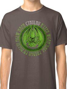 Invoking Cthulhu Classic T-Shirt