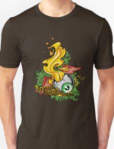 Flaming Eyeball T-Shirt