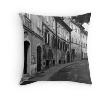 Ljubljana Throw Pillow