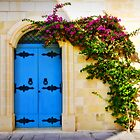 Mdina, Malta Door 1 by Alison Cornford-Matheson