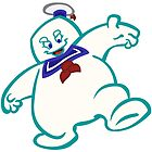 Stay Puft: Livin' EXTRA Large by mutantninja