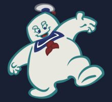 Stay Puft: Livin' EXTRA Large Kids Clothes