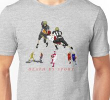 death by sport pro sports Unisex T-Shirt