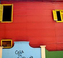 Colour me crazy by Fiona Christensen