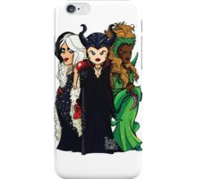Once Upon A Time - Witches of Evil iPhone Case/Skin