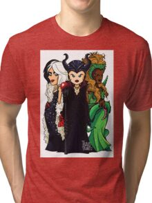 Once Upon A Time - Witches of Evil Tri-blend T-Shirt