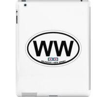 Wildwood - New Jersey. iPad Case/Skin