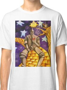 "The ""re-journey"" of the Tinman Classic T-Shirt"