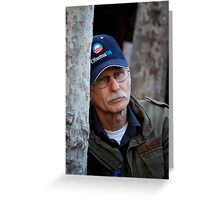 Americans Part ! ... Vets Have Hope Greeting Card