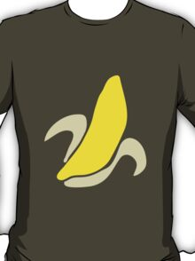 BANANA in yellow T-Shirt