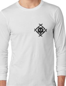 H. Squad Small Long Sleeve T-Shirt