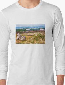 Stadium Landscape Long Sleeve T-Shirt