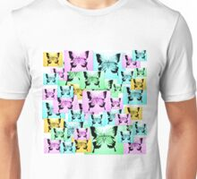 Carefree Butterflies Unisex T-Shirt