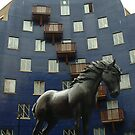 Southbank Horse by Christopher Dunn