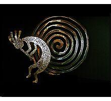 Cosmic Dancer Photographic Print