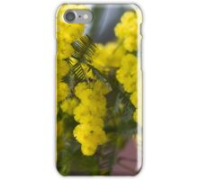 mimosa in bloom iPhone Case/Skin