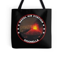Naval Air Station Sigonella Tote Bag