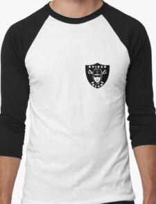 Raider Klan Small Men's Baseball ¾ T-Shirt