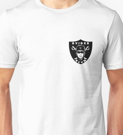 Raider Klan Small Unisex T-Shirt