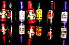 Chocolate Bottles by Evita