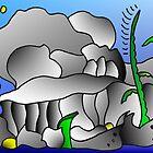 Whale Rock by pixnhits