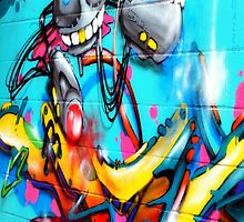 Graffiti by John Beamish