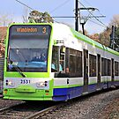 London Tramlink by Hertsman