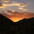 Nevada Sunset by elasita