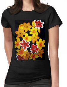 Daffs Womens Fitted T-Shirt