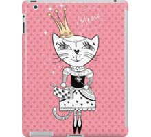 Royal cat iPad Case/Skin