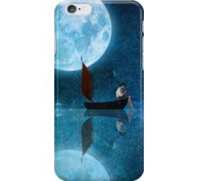 The Moon and Me iPhone Case/Skin