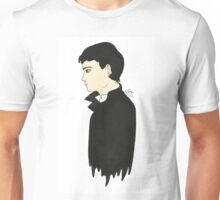 Sam Riley - Control (without text) Unisex T-Shirt