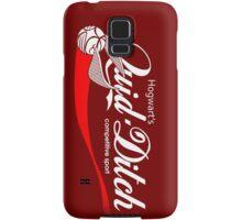 Quidditch Cola Samsung Galaxy Case/Skin