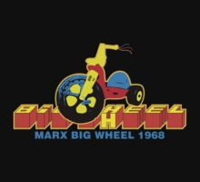 MARX BIG WHEEL 1968**i think everyone had one of these! by bluebaby