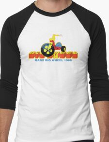 MARX BIG WHEEL 1968**i think everyone had one of these! Men's Baseball ¾ T-Shirt