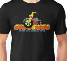 MARX BIG WHEEL 1968**i think everyone had one of these! Unisex T-Shirt